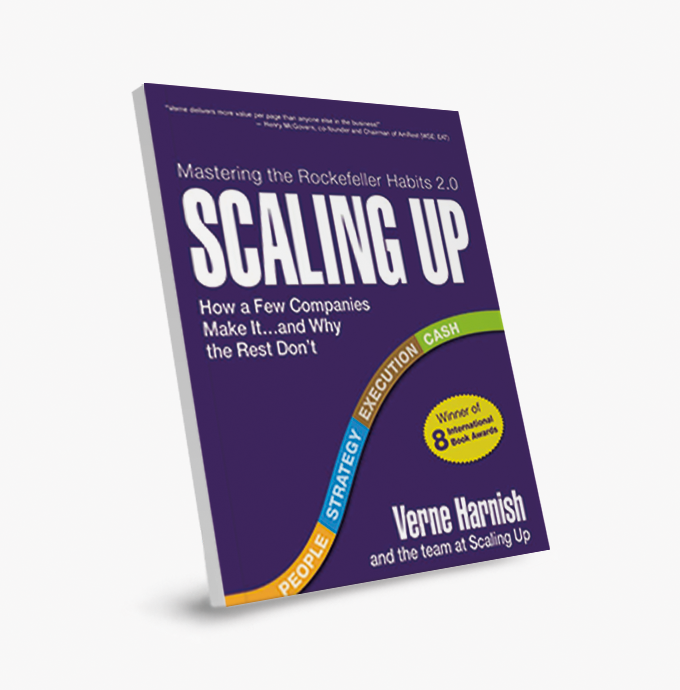 Scaling Up: how a few companies make it... and why the rest don't